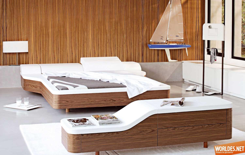Дизайн спальни фото 2016-2017 современные идеи обои