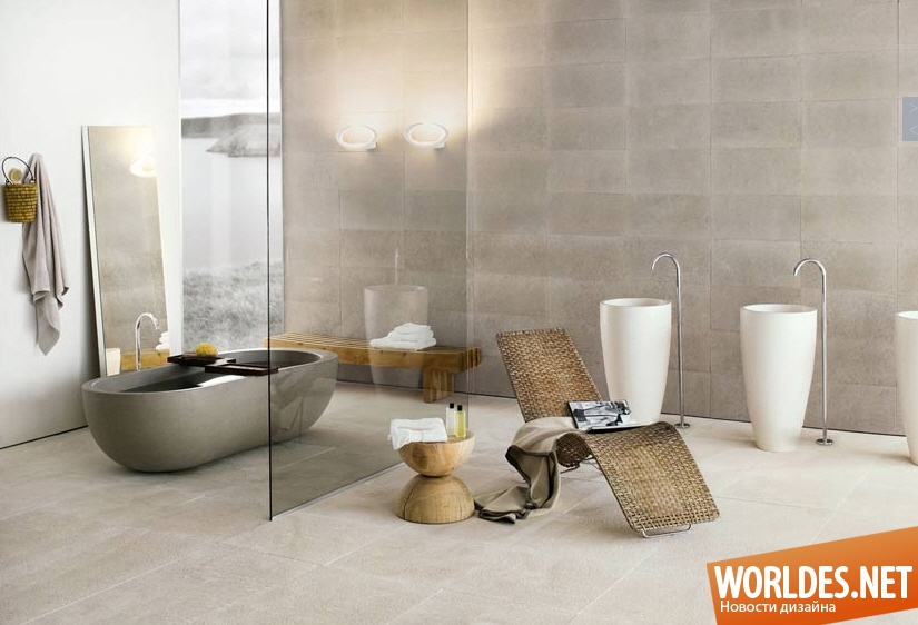 Exklusives badezimmer design