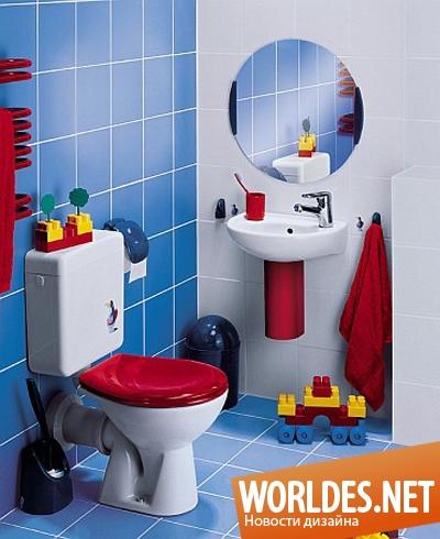Как сделать туалетную комнату