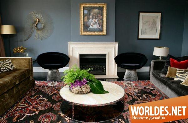 Изысканный дизайн мебели