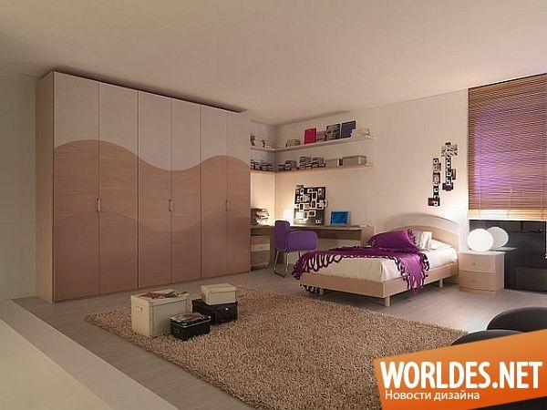простые фото спальни