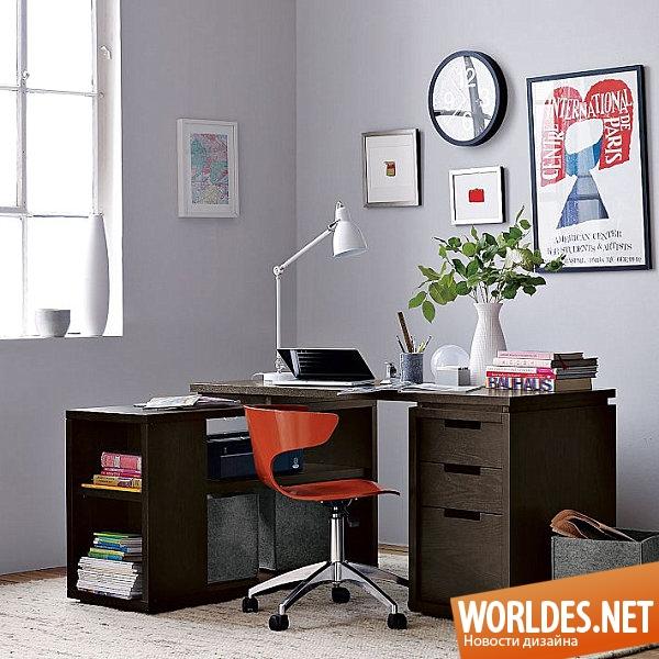 Компьютерные столы фото в интерьере