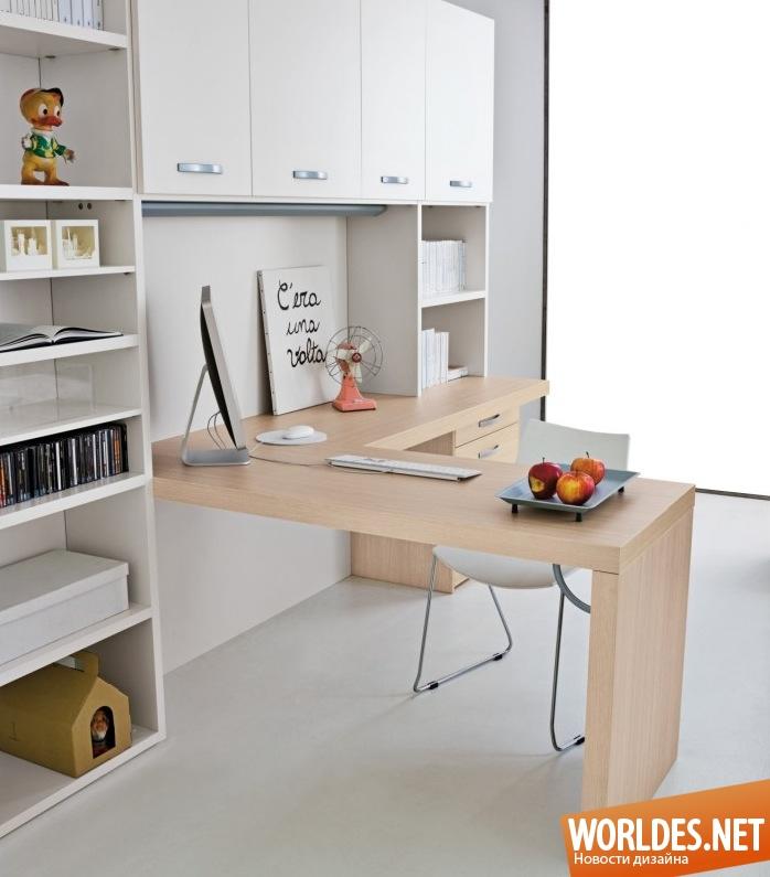 Детские столы clever - mykidsroom.