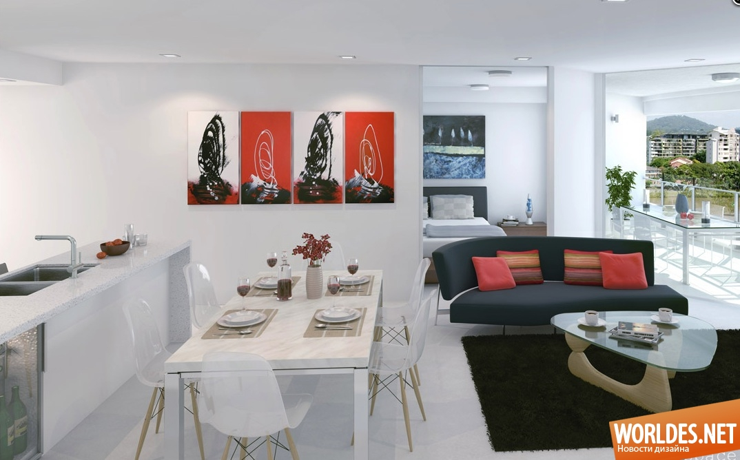 Wohnung Design