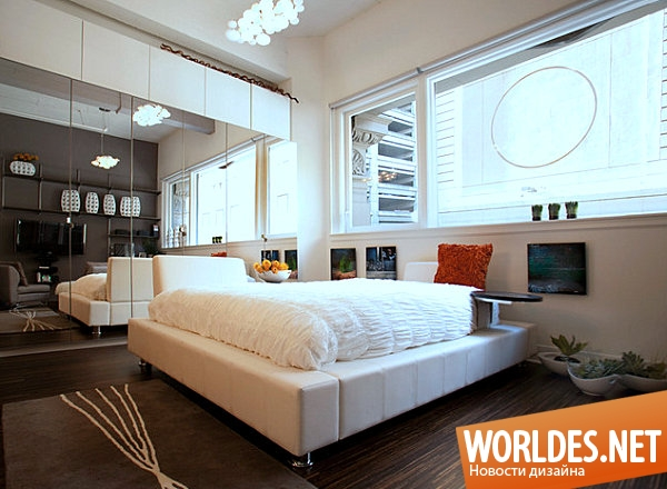 Large mirrors for bedroom