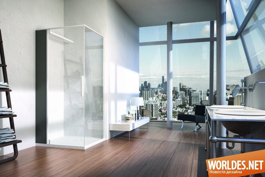 Industrial design badezimmer