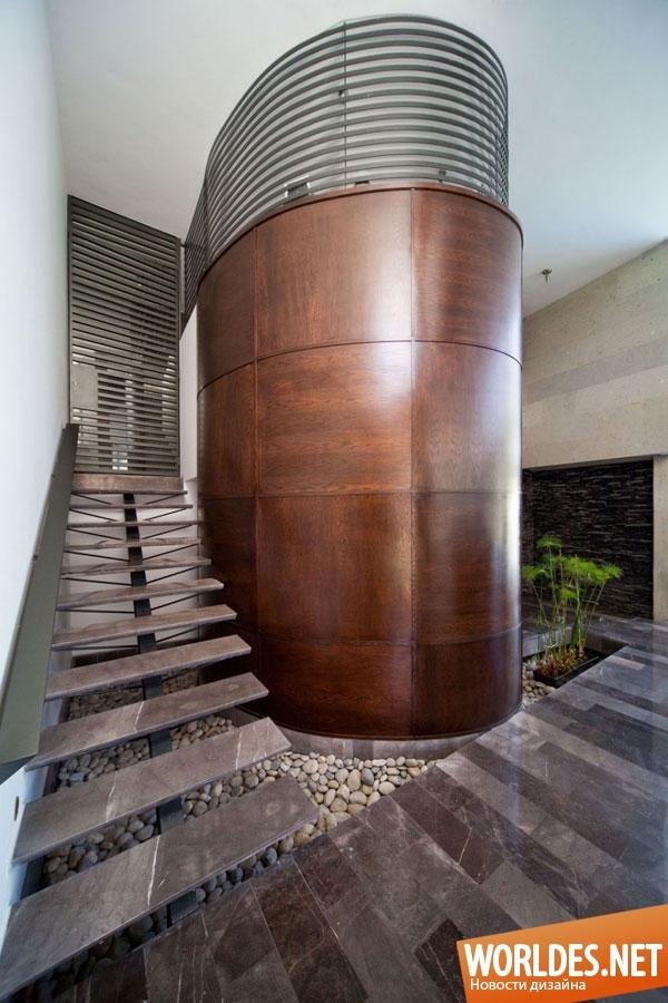 Стильный современный дизайн дома