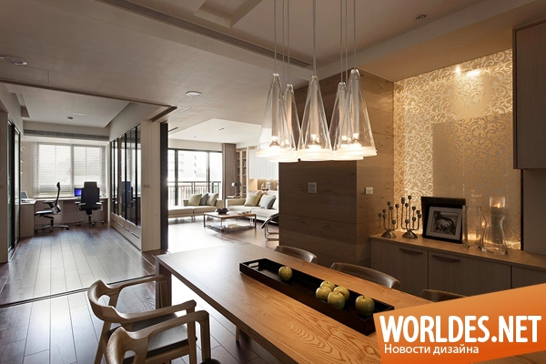 Красивые стильные интерьеры дизайн квартир фото