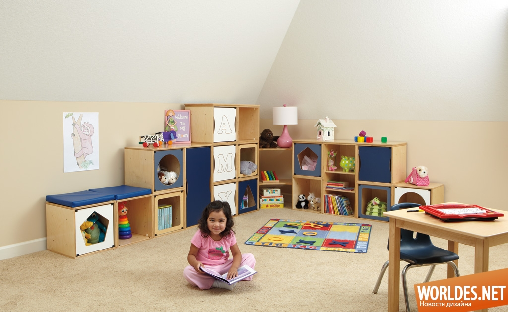 Дизайн игровых комнат фото