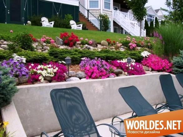 Вдохновительные идеи для оформления сада