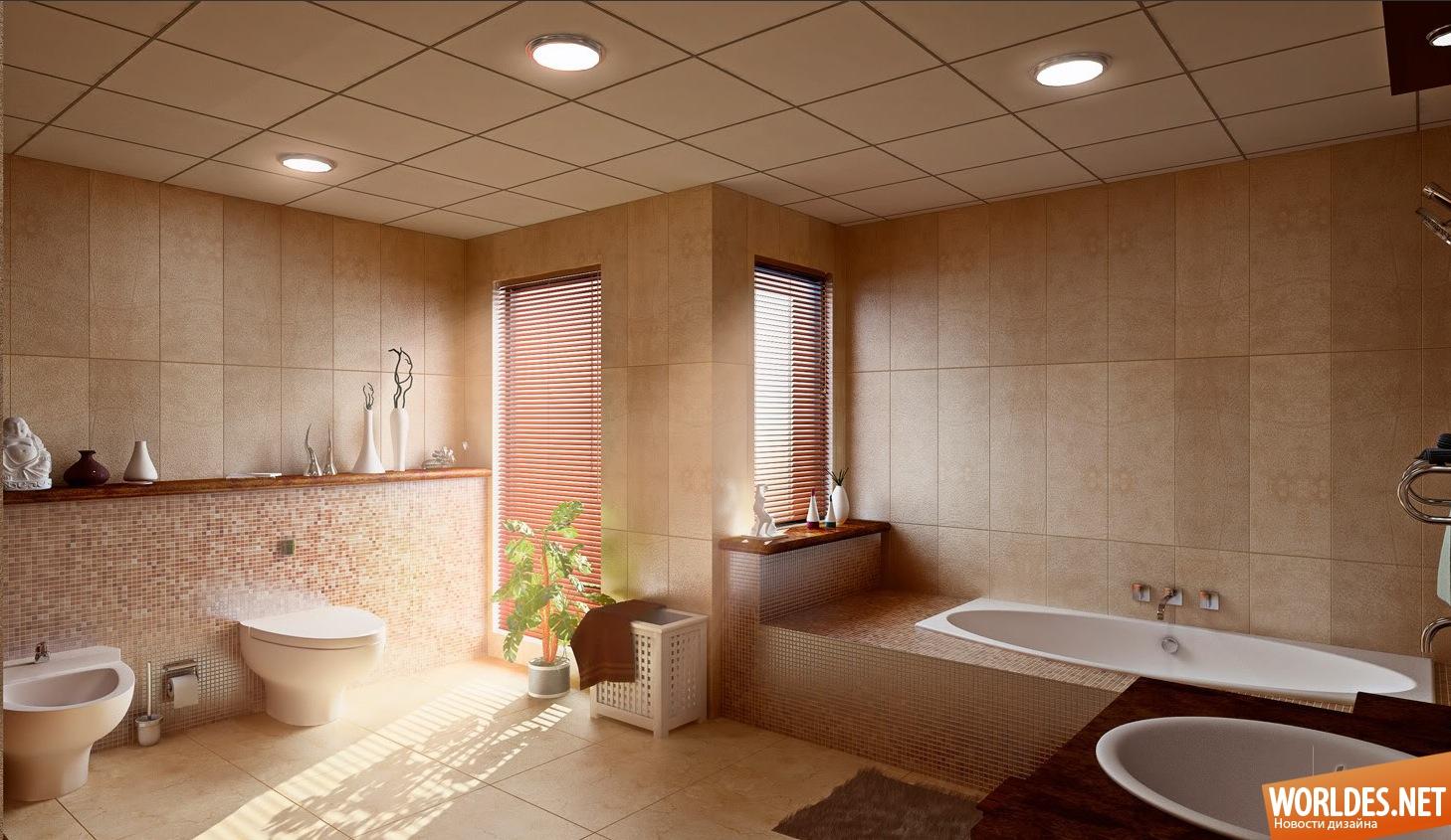 Плитка для прямоугольной ванной комнаты дизайн