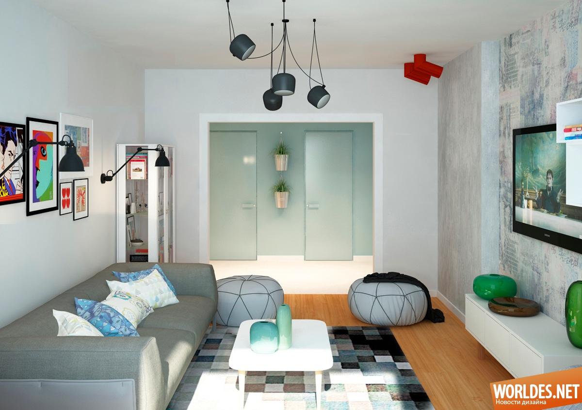 Идеи для съемной квартиры фото