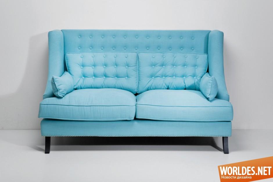Дизайн маленьких диванов фото