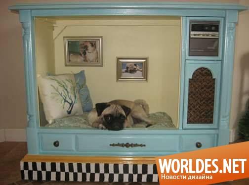 Спальное место для собак своими руками
