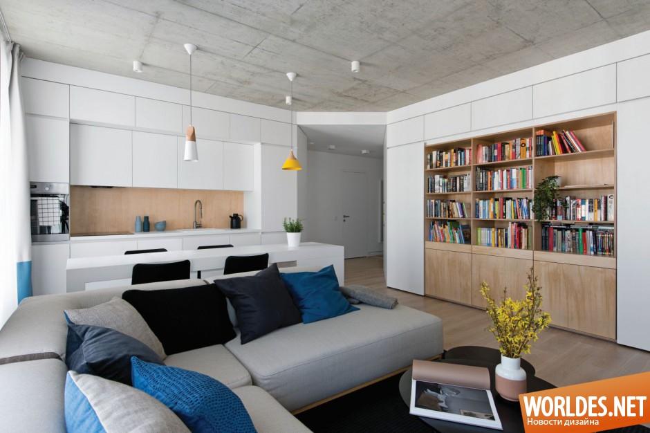 Современный интерьер квартиры 2015