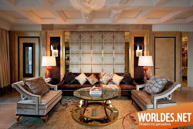 Дизайн гостиных 2016