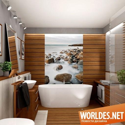 Спа и ванные комнаты ванная комната фото 100