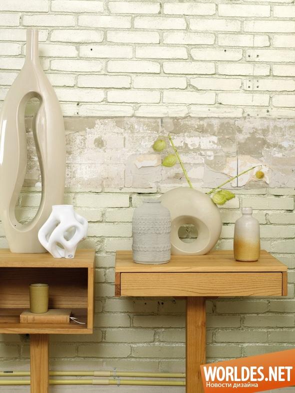 декоративный дизайн, декоративный дизайн настенных покрытий, эмаль, акриловая эмаль