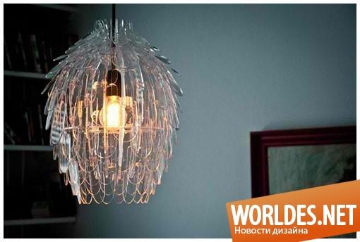 декоративный дизайн, декоративный дизайн люстры, люстра, дизайн люстры, дизайн лампы, дизайн освещения, современная люстра, необычная люстра, красивая люстра, шикарная люстра, акриловая люстра