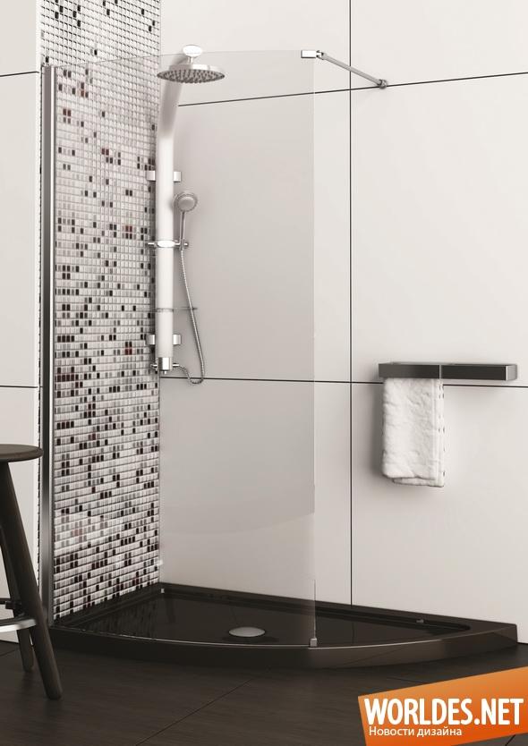дизайн ванной комнаты, дизайн душевой кабины, ванная комната, современная ванная комната, душевая кабина, душевые кабины, асимметричные душевые кабины, современные душевые кабины