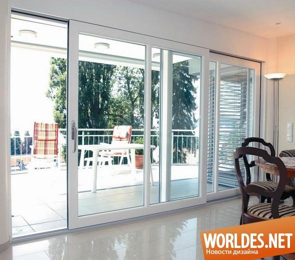 декоративный дизайн, декоративный дизайн дверей, дизайн дверей, двери, балконные двери, стеклянные двери, большие двери