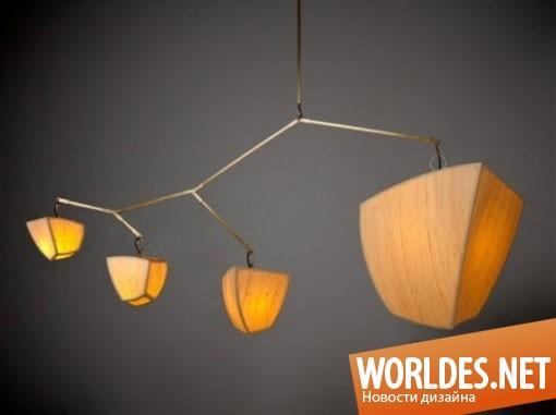 декоративный дизайн, декоративный дизайн люстры, люстра, дизайн люстры, дизайн лампы, дизайн освещения, современная люстра, необычная люстра, красивая люстра, шикарная люстра, бамбуковая люстра