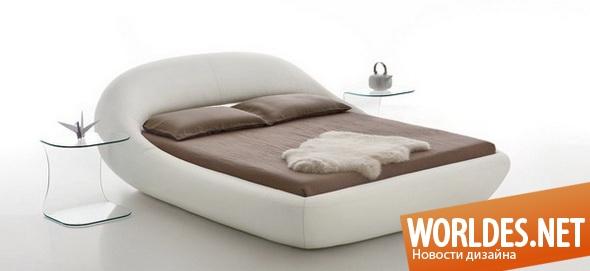 дизайн мебели, дизайн кровати, мебель, мебель для спальни, кровать, современная кровать, большая кровать, красивая кровать, комфортная кровать, практичная кровать