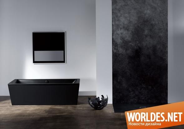 дизайн ванной комнаты, дизайн ванной, ванная, ванная комната, ванна, современная ванна, черная ванна, стильная ванна, современная ванна, оригинальная ванна