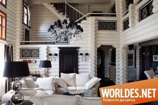 дизайн интерьера, дизайн интерьеров, дизайн интерьера квартиры, квартира, современная квартира, черно-белая квартира, оригинальная квартира, светлая квартира, красивая квартира, необычная квартира