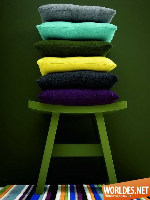 декоративный дизайн, декоративный дизайн подушек, дизайн подушек, подушки, декоративные подушки, красивые подушки
