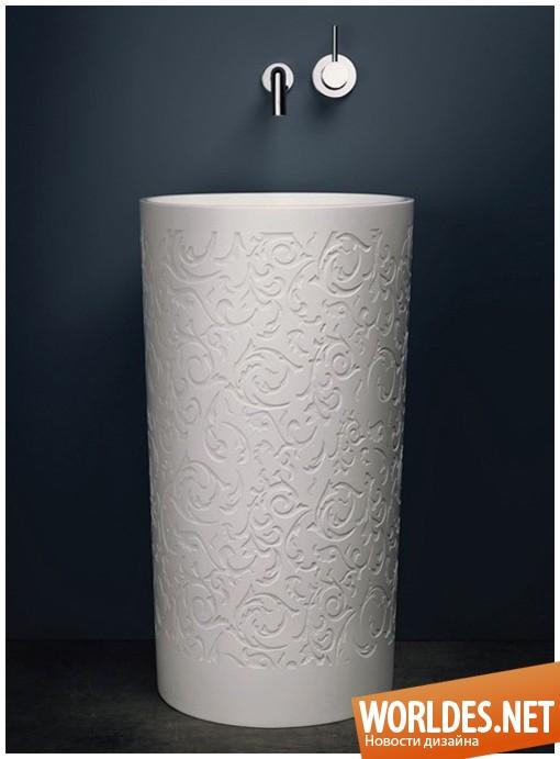 дизайн ванной комнаты, дизайн раковин, раковины, раковины для ванной комнаты, декоративные раковины, красивые раковины