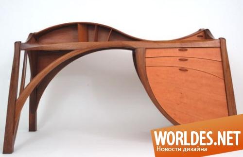 дизайн мебели, дизайн столов, мебель, деревянная мебель, столы, письменные столы, деревянные столы, деревянные письменные столы