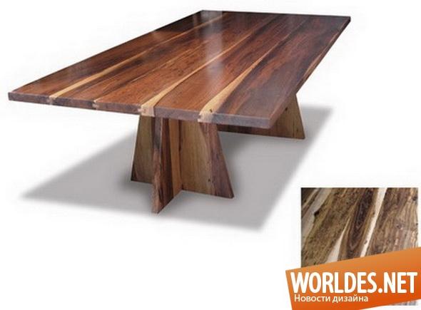 дизайн мебели, дизайн стола, мебель, деревянная мебель, стол, обеденный стол, деревянный стол