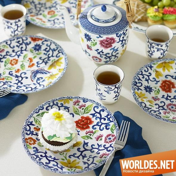 дизайн аксессуаров, дизайн кухонных аксессуаров, дизайн тарелок, тарелки, десертные тарелки