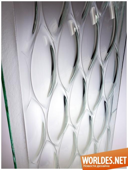 декоративный дизайн, декоративный дизайн панелей, панели, стеклянные панели, декоративные панели