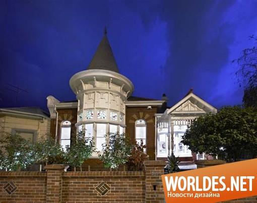 архитектурный дизайн, архитектурный дизайн дома, дизайн дома, дизайн замечательного дома, дом, современный дом, оригинальный дом, современный коттедж, шикарный дом, красивый дом, большой дом