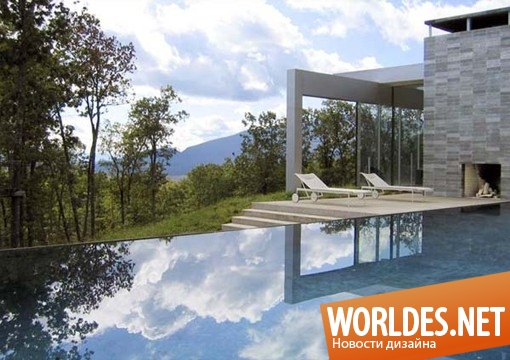 архитектурный дизайн, архитектурный дизайн дома, дизайн дома, дом, красивый дом, большой дом, просторный дом, современный дом