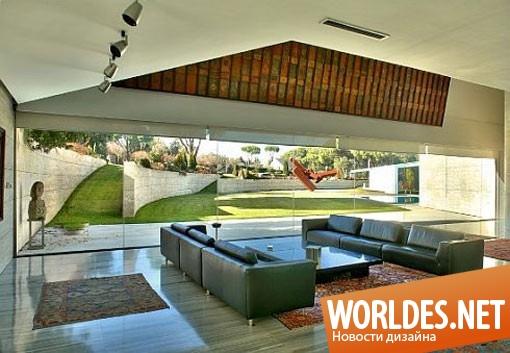 дизайн, архитектурный дизайн, архитектурный дизайн дома, дизайн дома, дизайн большого дома, дом, красивый дом, шикарный дом, дом «Pozuelo»