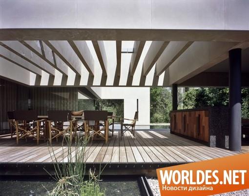 архитектурный дизайн, архитектурный дизайн дома, дизайн дома, дизайн особняка, дом, особняк, современный особняк, красивый дом, большой дом, необычный дом
