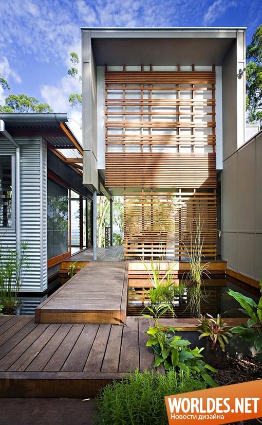 архитектурный дизайн, архитектурный дизайн дома, дизайн дома, дом, шикарный дом, красивый дом, дом с садом