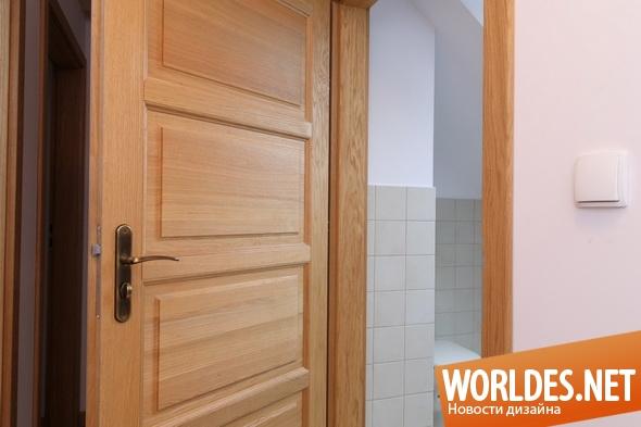 дизайн ванной комнаты, дизайн двери для ванной комнаты, дверь, дверь для ванной комнаты, практичная дверь для ванной комнаты