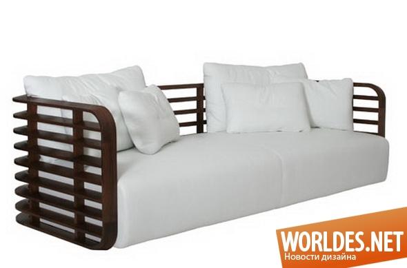 дизайн мебели, дизайн софы, дизайн дивана, софа, диван, двухместная софа, современная софа