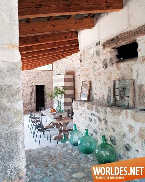 дизайн интерьера, дизайн интерьеров, дизайн интерьера дома, дизайн дома, дом, загородный дом, современный дом, традиционный дом, дом в разных стилях, эклектичный дом, дом в деревенском стиле