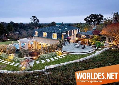 архитектурный дизайн, архитектурный дизайн дома, дизайн дома, дом, современный дом, большой дом, роскошный дом, шикарный дом, эксклюзивный дом