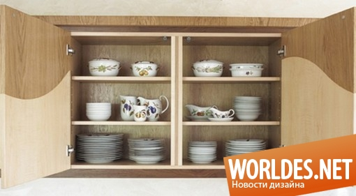 дизайн кухни, дизайн кухонь, дизайн современной кухни,  кухня, современная кухня, шкафы, шкафы для кухни, кухонные шкафы, элегантные шкафы, элегантные кухонные шкафы