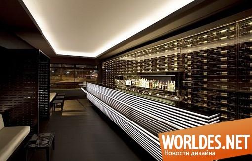 дизайн интерьеров, дизайн интерьера, интерьер, интерьер бара, интерьер ресторана, элегантный бар, элегантный ресторан, красивый бар, современный ресторан