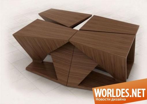 дизайн мебели, дизайн столика, дизайн журнального столика, столик, журнальный столик, современный столик, ассиметричный столик, оригинальный столик, необычный столик, красивый столик, эргономичный журнальный столик