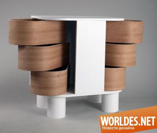 дизайн мебели, дизайн шкафа, шкаф, современный шкаф, функциональный шкаф, практичный шкаф, минималистский шкаф, оригинальный шкаф, комод