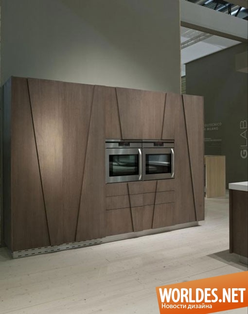 дизайн кухни, дизайн кухонь, дизайн современной кухни, дизайн геометрической кухни, кухня, современная кухня, оригинальная кухня, геометрическая кухня