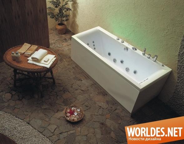дизайн ванной комнаты, дизайн ванны, дизайн ванн, дизайн гидромассажных ванн, ванная комната, гидромассажная ванна, гидромассажные ванны